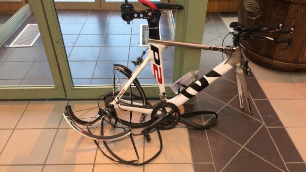 Damage Bicycle Dallas,TX