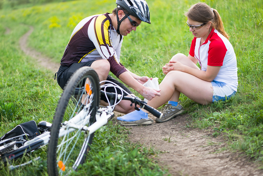 What To Do In Bike on Bike Accidents
